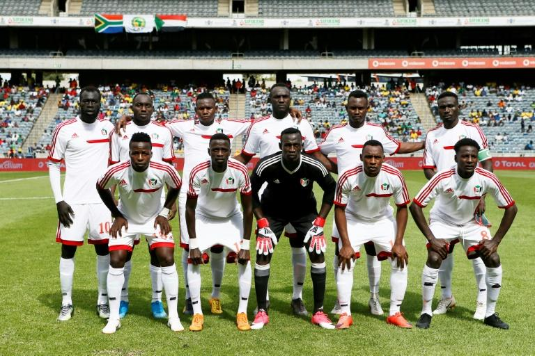 Sudan win first international in Africa this year