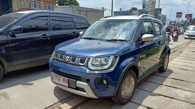 Suzuki Ignis Facelift model 2020