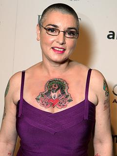 Sinead O'Connor Is Getting Married Thursday!