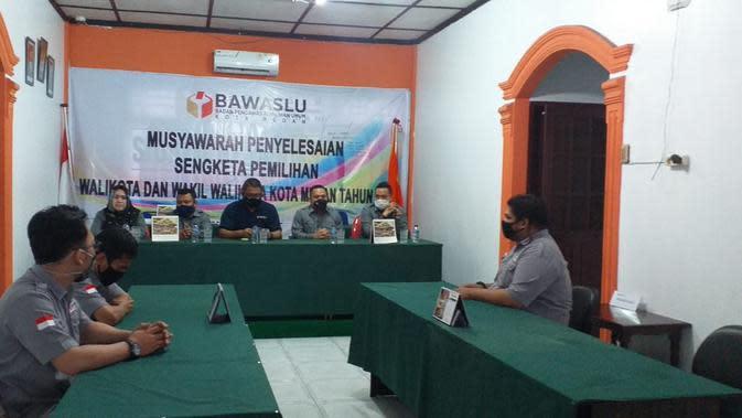 Bawaslu juga melakukan supervisi pengawasan ke sejumlah daerah seperti Serdang Bedagai, Siantar, Simalungun, Asahan, Tobasa, Samosir, Pakpak Bharat, Dairi, Karo, Binjai, dan Medan.