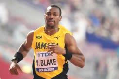 Sprinter Yohan Blake keecam kepala IAAF Coe karena 'bunuh' atletik