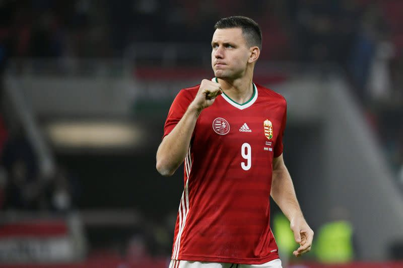 Mainz's Szalai wants to stay on despite suspension- advisor