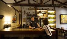 嘉義廢墟變身餐酒館 法國藝術家的不可能任務