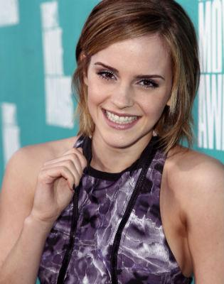 Emma Watson for 'Fifty Shades of Grey' movie?