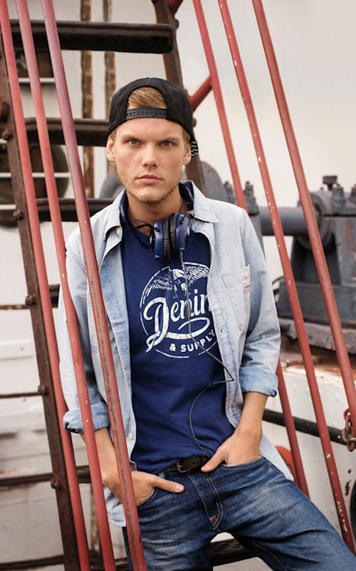 Avicii on Selling Out and His $1500 Laser Pointer