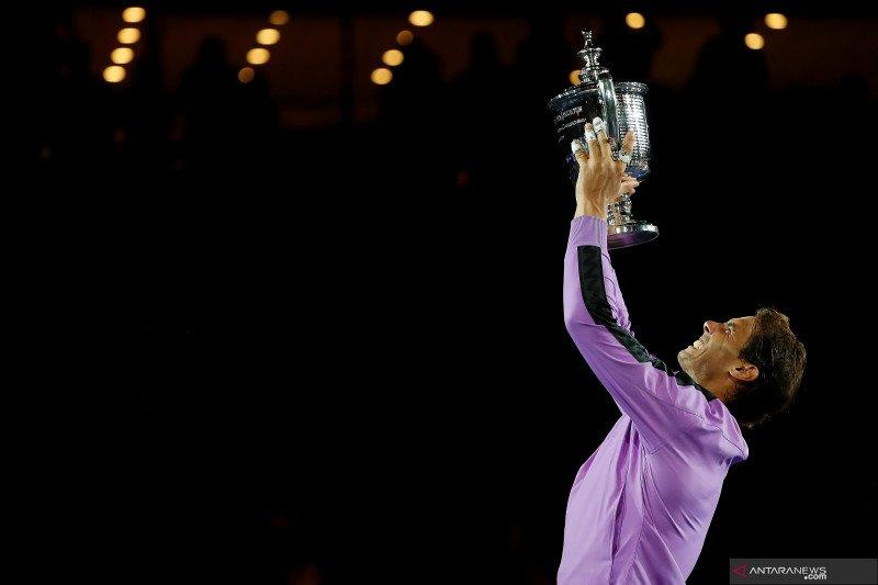 Rafael Nadal dipastikan berpartisipasi di Madrid Open