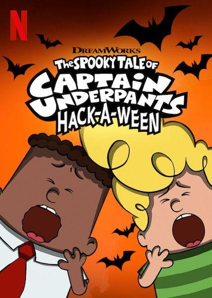 """<p>Melvin makes Halloween illegal, but Captain Underpants and his friends aren't going to stand for it.  </p><p><a class=""""body-btn-link"""" href=""""https://www.netflix.com/title/81021976"""" target=""""_blank"""">WATCH NOW</a></p>"""