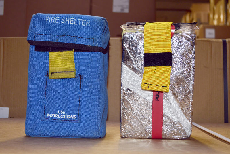 Wildfires Fire Shelters
