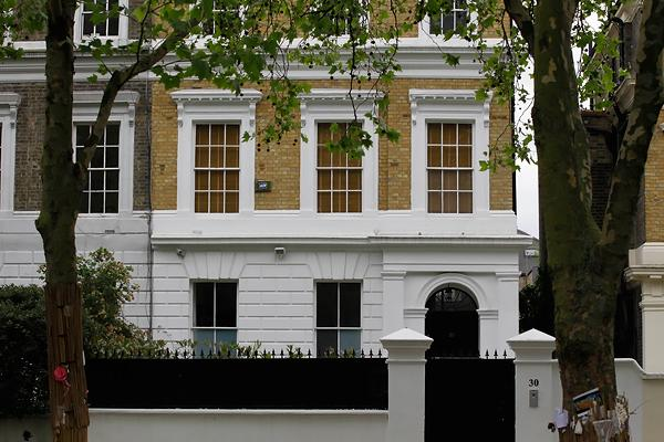 Amy Winehouse's London Home Up for Auction