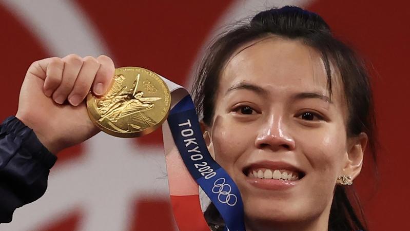 你認為台灣給奧運選手獎金是否足夠?