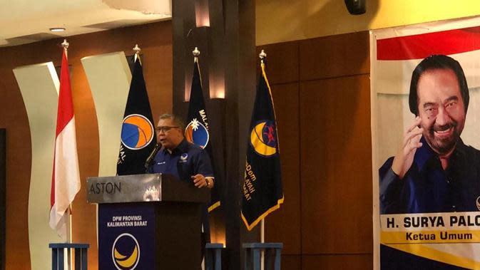 Nasdem Usulkan 50% Gaji DPR Dipotong untuk Penanganan Corona Covid-19