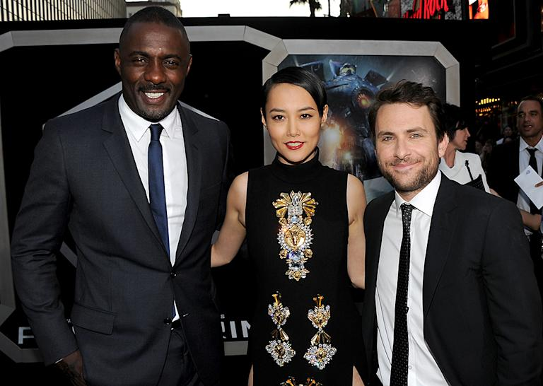 "Premiere Of Warner Bros. Pictures And Legendary Pictures' ""Pacific Rim"" - Red Carpet"