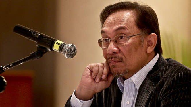 Anwar Ibrahim Temui Raja, Bawa Bukti Bisa Jadi PM Malaysia