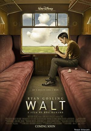 Fan-Made Poster Imagines Ryan Gosling as 'Walt'