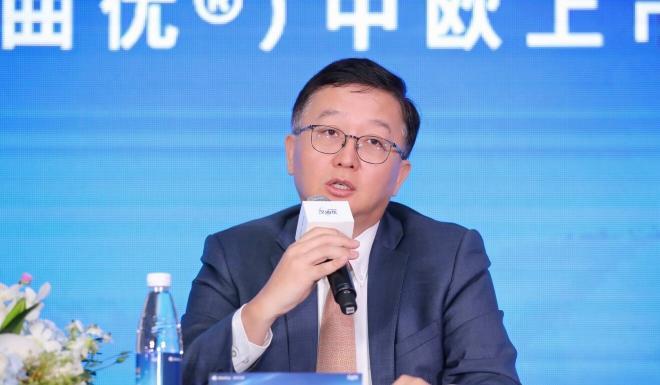 Scott Liu Shigao, Shanghai Henlius Biotech's chief executive and co-founder. Photo: Handout