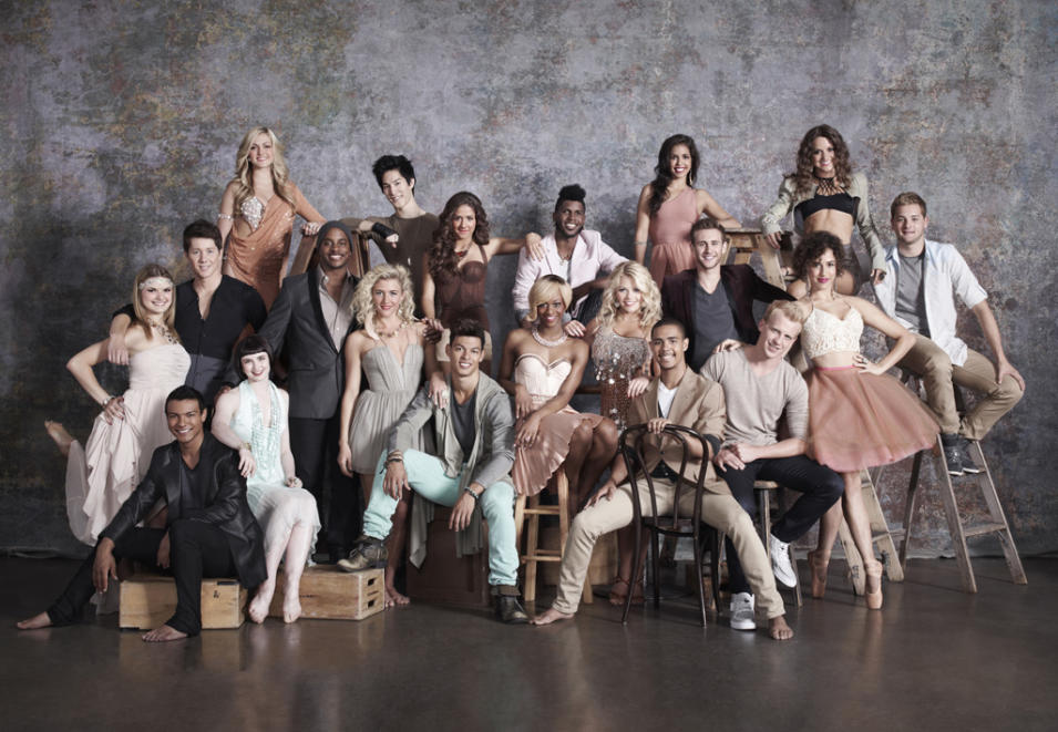 So You Think You Can Dance Top 20 Finalists