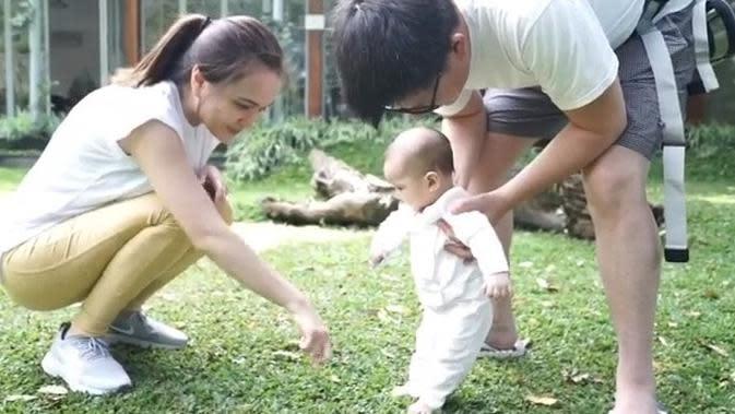 Momen Shandy Aulia ajak putrinya ke Bandung (Sumber: Instagram/shandyaulia)