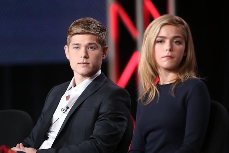 'Flowers in the Attic' Star Mason Dye Takes Over Yahoo TV's Instagram