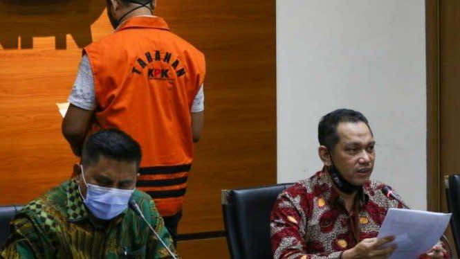 KPK Tetapkan Syahroni Tersangka Kasus Suap Proyek di Lampung Selatan