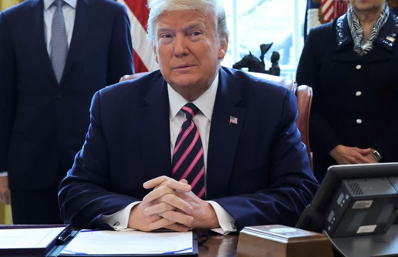 U.S. House committee launches probe of Trump WHO aid cutoff