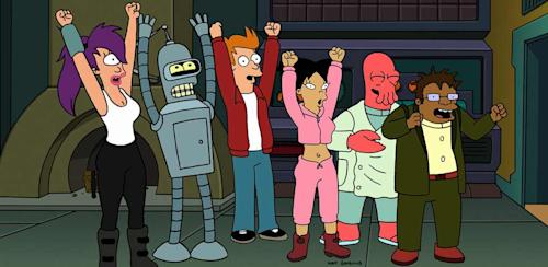 17 GIFs of Things 'Futurama' Did Better Than Anyone Else