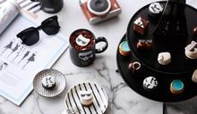 高檔下午茶走時尚風!酷炫有型VS.氣質優雅 你想吃哪一種?