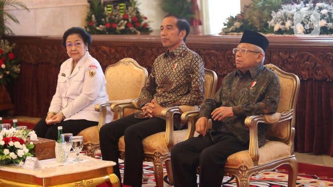 BPIP Minta Jokowi Cari Pengganti Ma'ruf Amin dan Mahfud Md