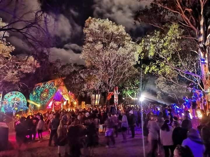 Two dead at Queensland music festival