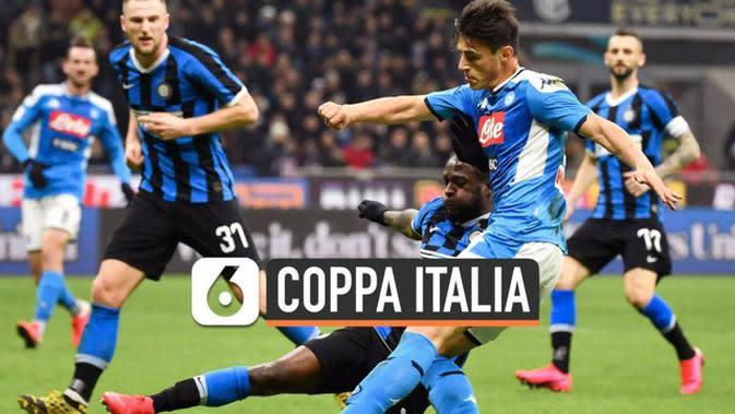 VIDEO: Napoli Bungkam Inter Milan 1-0
