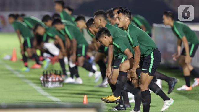 Jadwal Siaran Langsung Timnas U-19 vs Timor Leste di Televisi