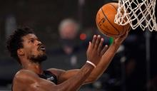 NBA/字母哥腳傷缺陣 熱火爆冷擊敗公鹿晉級東區決賽