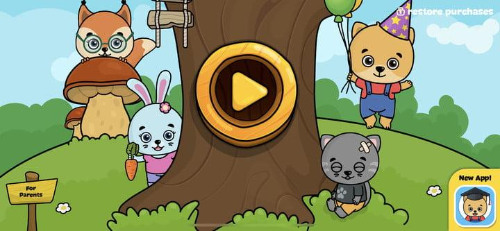 Toddler Games Android and iPhone