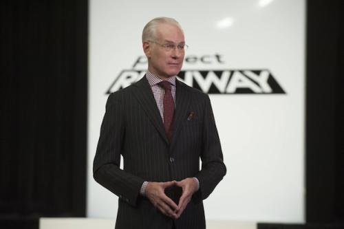 'Project Runway's' Tim Gunn to Host New Lifetime Fashion Competition