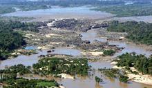 中國湄公河上游水庫害慘下游國家乾旱 中共:水庫有助穩定流量