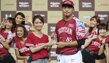 客家妹陳明珠看棒球初體驗(1) (圖)