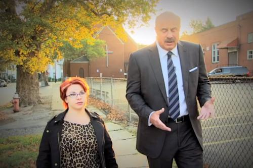 Dr. Phil to Interview Cleveland Kidnapping Victim Michelle Knight (Video)