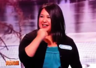 'Wheel of Fortune' Contestant Makes Obscene Gesture by Mistake and Tries to Cover it Up