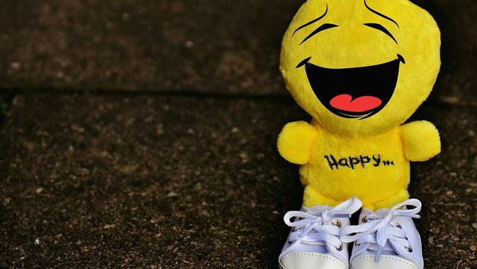 Ilustrasi lucu, tertawa. (Gambar oleh Alexas_Fotos dari Pixabay)