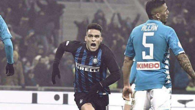 Inter Milan Vs Sampdoria, Misi Tuan Rumah Menempel Juventus