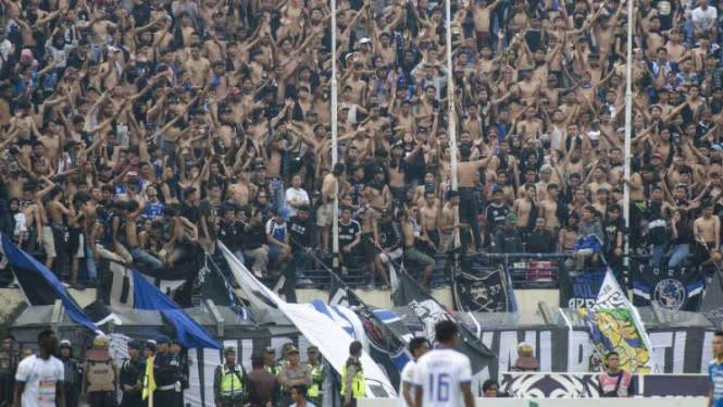 Akan Ada Hukuman Bagi Suporter Persib yang Nekat ke Stadion
