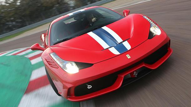 Ferrari 458 Speciale, the king of speed: Motoramic Drives