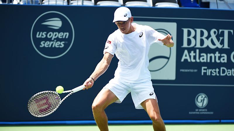 De Minaur advances to semi-finals of Atlanta Open — ATP