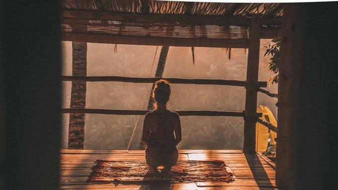 Ilustrasi Meditasi | unsplash.com/Jared Rice