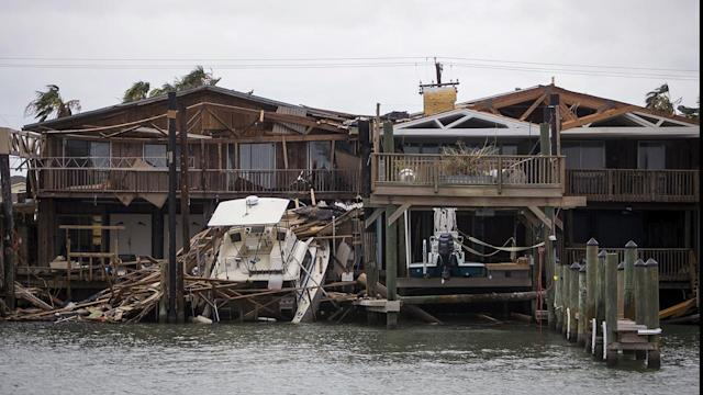 Flood insurance losses due to Hurricane Harvey could equal that of Hurricane Katrina in 2005.