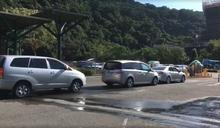 遊客擠爆!宜蘭五峰旗風景區 8:15啟動車流管制