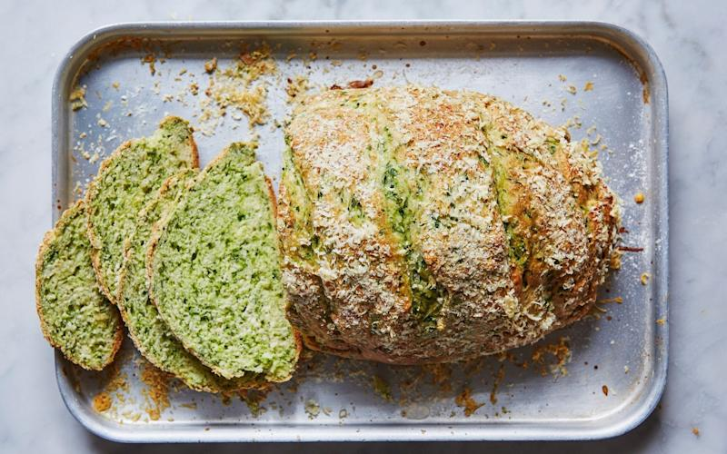 Consume your greens in carb form