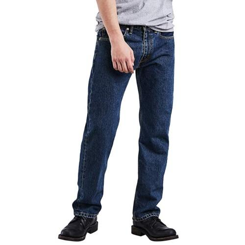 Levi's Men's 505 Regular Fit Jeans. (Photo: Amazon)