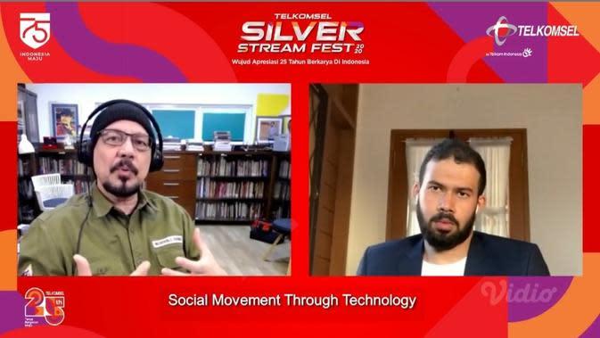 Telkomsel Silver Stream Fest 2020