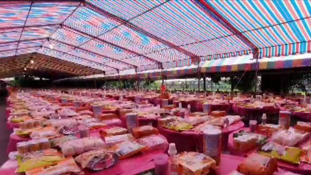農曆七月到!中元普渡你們家有拜拜嗎?