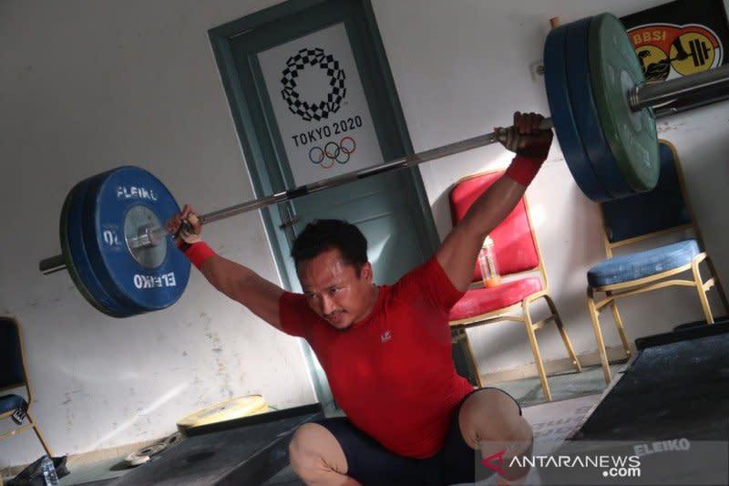 Lifter Indonesia incar tambahan poin olimpiade di Iran